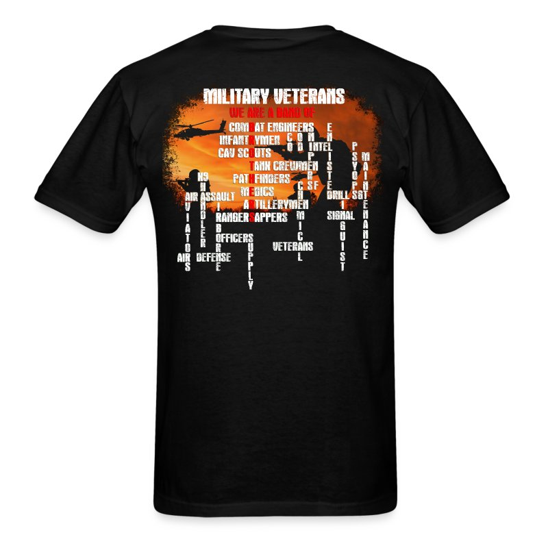 We are a band of brothers - Men's T-Shirt