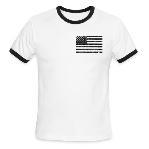 basic tee - Men's Ringer T-Shirt