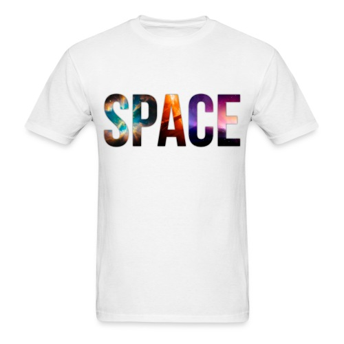 Space (Men) - Men's T-Shirt