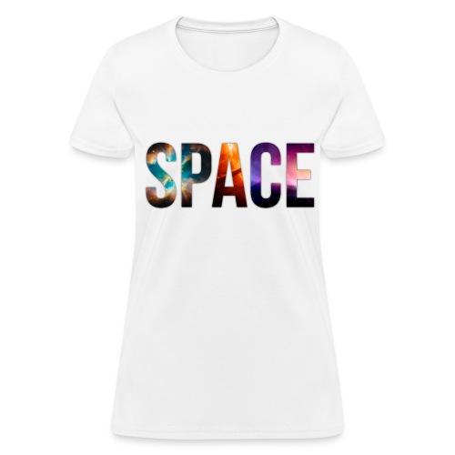 Space (Women) - Women's T-Shirt