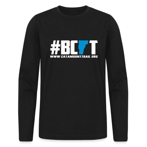 BCVT Long Sleeve Men - Blue VT - Men's Long Sleeve T-Shirt by Next Level