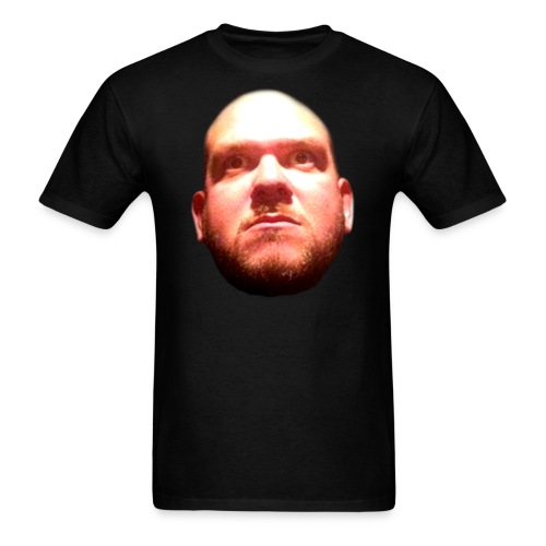 Dave Bunting - The Stink - Royal Sampler Head T-Shirt! - Men's T-Shirt