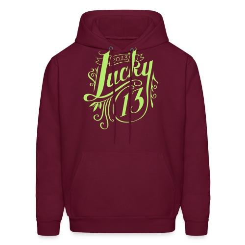 Lucky 13 - Men's Hoodie