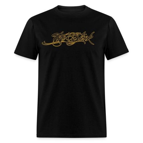 The Stink Logo T-Shirt! - Men's T-Shirt