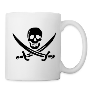 Skull Mug - Coffee/Tea Mug
