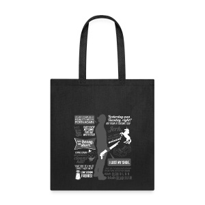 Carry On / Sam (light design) - Tote Bag