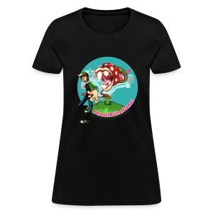 PBG Trouble T-Shirt For Ladies! - Women's T-Shirt