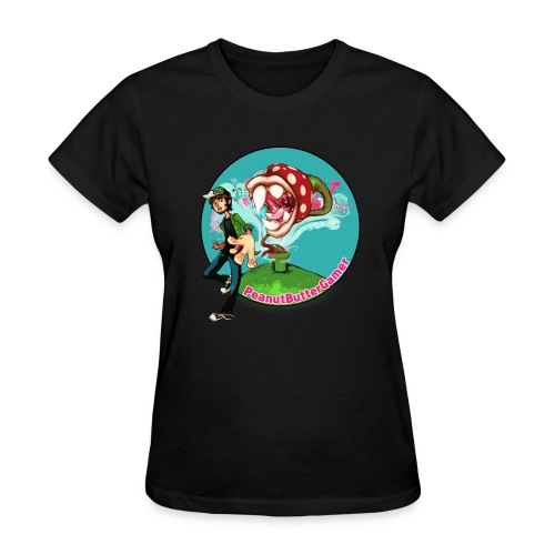 PBG Trouble T-Shirt For Ladies! - Women's T-Shirt