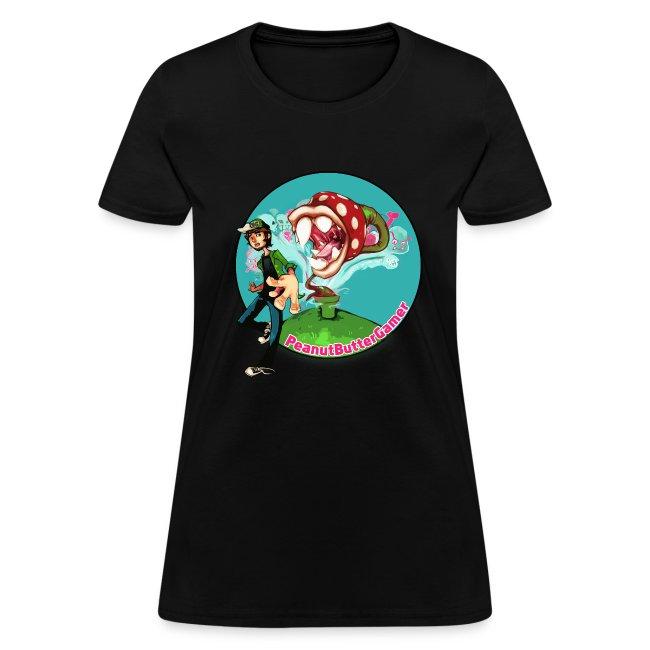 PBG Trouble T-Shirt For Ladies!