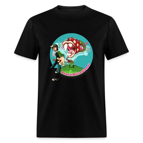 PBG Trouble T-Shirt! - Men's T-Shirt