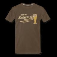 T-Shirts ~ Men's Premium T-Shirt ~ Join The Leisure Class