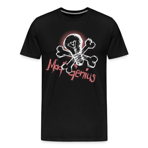 Mad Genius - Men's Premium T-Shirt