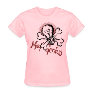 Mad Genius - Women's T-Shirt