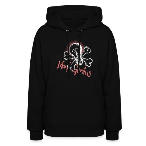 Mad Genius - Women's Hoodie