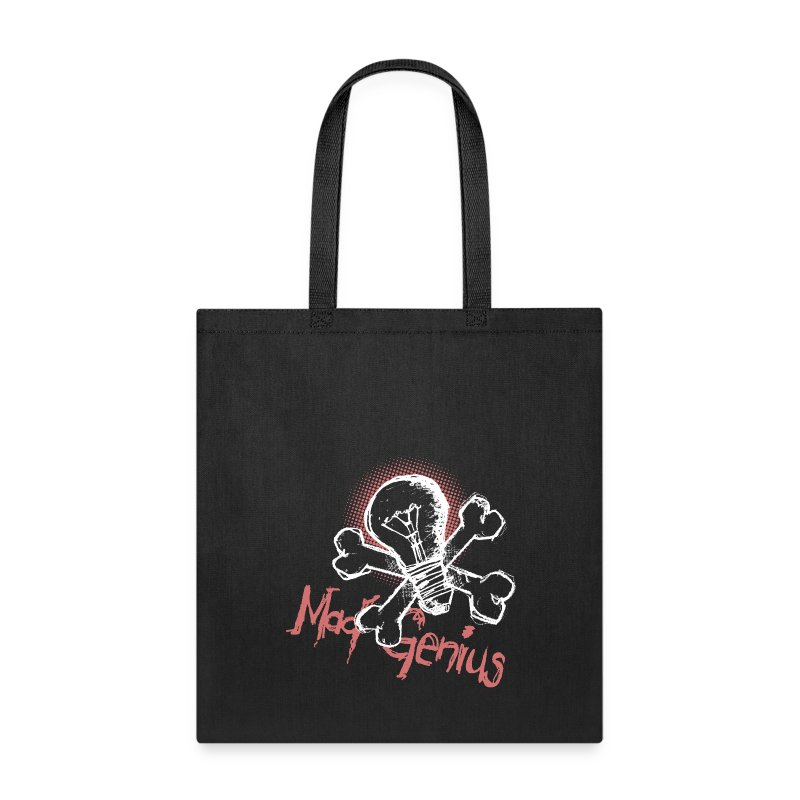 Mad Genius - Tote Bag