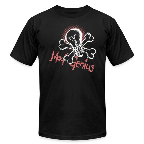 Mad Genius - Men's Fine Jersey T-Shirt