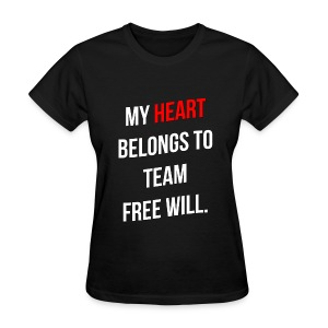 My Heart Belongs to TFW - Women's T-Shirt