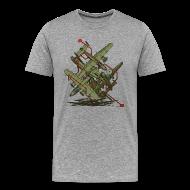 T-Shirts ~ Men's Premium T-Shirt ~ Oh Yossarian...