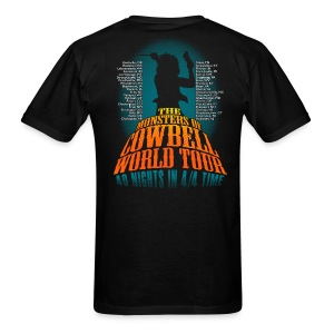 Monsters Of Cowbell - Men's T-Shirt