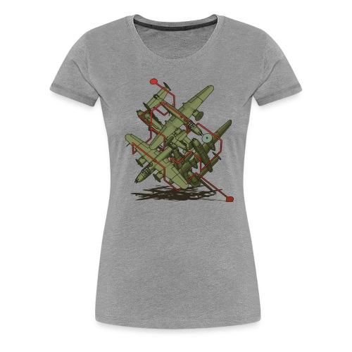 Oh Yossarian... - Women's Premium T-Shirt