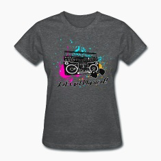 Let's get Physical Women's T-Shirts