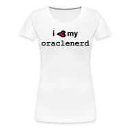 Women's T-Shirts ~ Women's Premium T-Shirt ~ The Mrs Kris Rice (aka The Joyce)