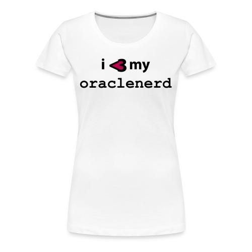 The Mrs Kris Rice (aka The Joyce) - Women's Premium T-Shirt