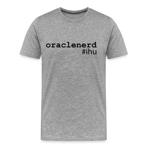 the chet  - Men's Premium T-Shirt