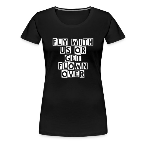 WINGS COLLECTION - Women's Premium T-Shirt