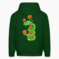 Christmas Snake Hoodies