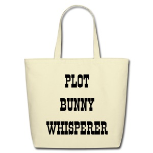 Plot Bunny Whisperer - Tote - Eco-Friendly Cotton Tote