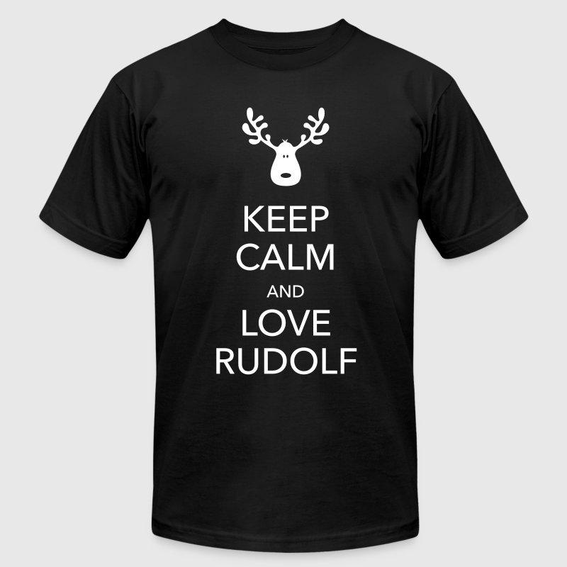 Keep Calm And Love Rudolph