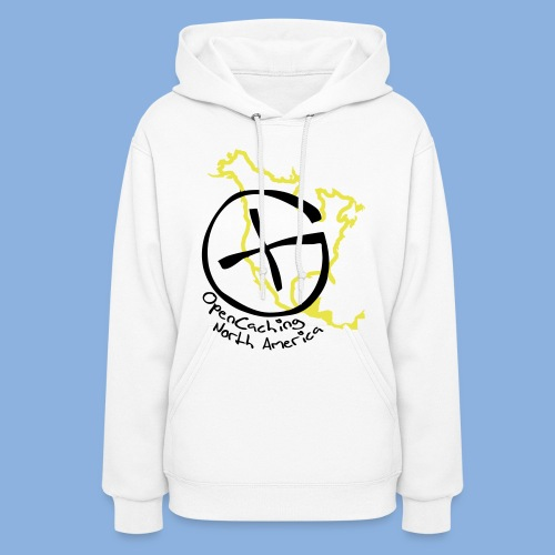 Women's Hoodie - Obviously, we don't recommend black. It's either one color or all when designing products for Spreadshirt.com