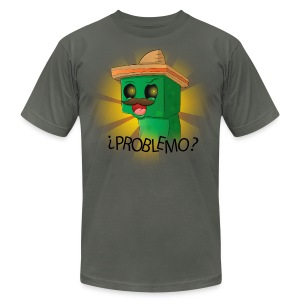 PROBLEMO? - Men's T-Shirt by American Apparel