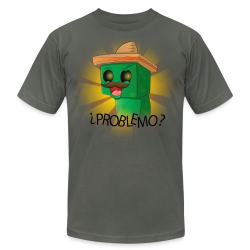 PROBLEMO? - Men's Fine Jersey T-Shirt