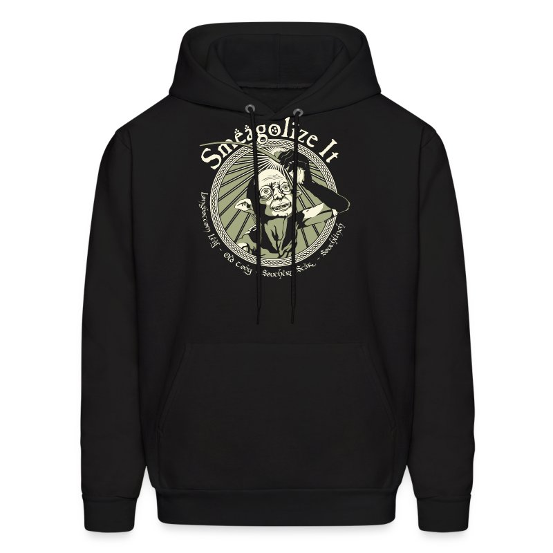 Smeagolize It! - Men's Hoodie