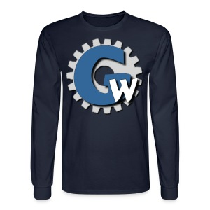 Gear Websites Logo Long Sleve T - Men's Long Sleeve T-Shirt