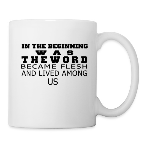 The Word - Coffee/Tea Mug