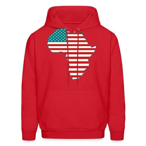 Somewhere In America ID Hoodie - Men's Hoodie