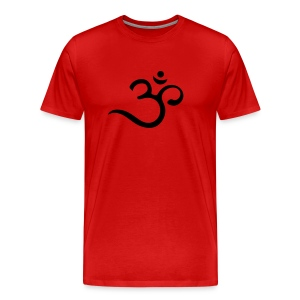 Om, Symbol, Buddhism, Mantra, Meditation, Yoga T-Shirts - Men's Premium T-Shirt