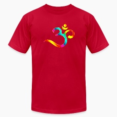 Om, Symbol, Rainbow, Buddhism, Mantra, Meditation, T-Shirts