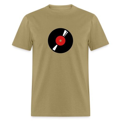 vinyl - Men's T-Shirt