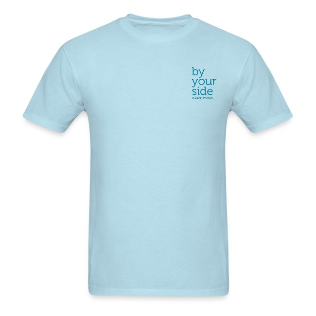 Men's Standard Weight T-Shirt - By Your Side logo