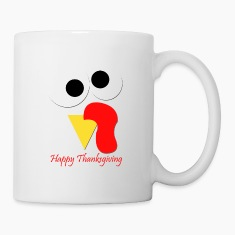 Happy Thanksiving Bottles & Mugs