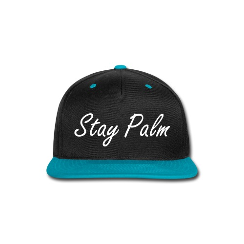 Stay Palm SnapBack - Snap-back Baseball Cap