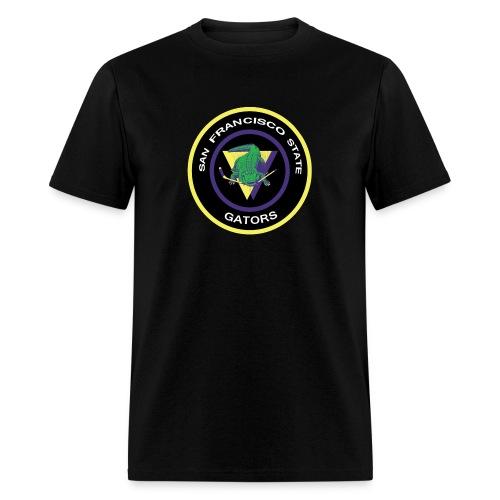 SFSU Gators Crest T-Shirt - Men's T-Shirt