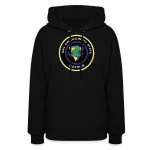 Women's SFSU Gators Crest Hooded Sweatshirt - Women's Hoodie