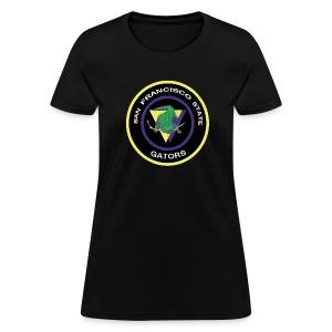 Women's SFSU Gators Crest T-Shirt - Women's T-Shirt