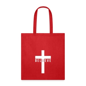 I Believe Carrying Bag - Tote Bag