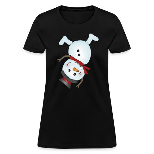 Snowman - Women's T-Shirt